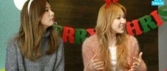 Luna展對Red Velvet姐妹情 你們是最棒的