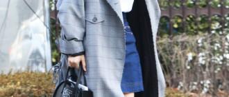 太妍做客《柳熙烈的寫生簿》 今日參與節目錄影