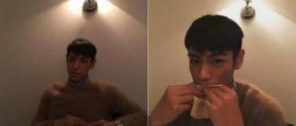 T.O.P一人稱角度自拍公開 令人不禁幻想的男友力max