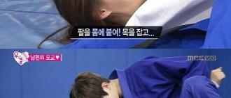 孔升妍-李宗泫當選最膩歪情侶 《我結》最高名場面是柔道教室