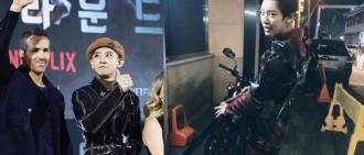 EXO也追星 「漫威迷」燦烈見到死侍萊恩·雷諾斯大呼「超緊張」