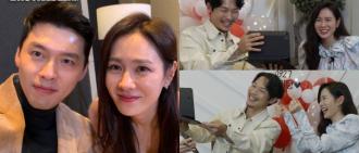 孫藝珍網上見面會未見玄彬 「朝鮮F4」楊慶元任嘉賓玩自拍