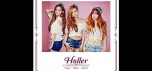 TTS新專輯<Holler>的收錄曲<我對於你(whisper)>音源公開