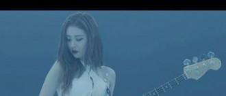 Wonder Girls comeback預告 - Summi性感彈奏Bass