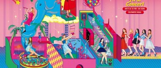 Red Velvet演唱會全席售罄 8月18日加場演出
