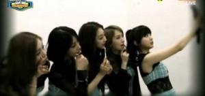 [2014-09-10][Show Champion] 哀悼 Ladies' Code 高恩妃 & 權梨世