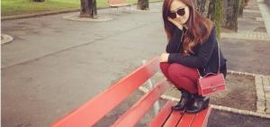 10個人氣韓國女星街拍STYLE !