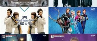 《名單》盤點20首適合冬季聽的歌曲 水晶男孩《Couple》排第一