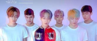 Teen Top回歸形象預告照,「夢幻般威風凜凜」