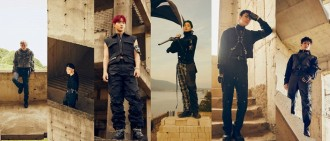 EXO正規6輯概念型照陸續出 送新年大禮年末開連場安可演唱會