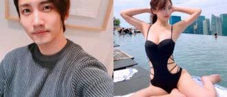 內地網民爆昌珉與日成人寫真女模同居 粉絲怒:一年前已澄清