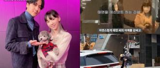 太妍戀愛說後IG Story首發聲 韓媒繼續爆料兩人一起共度3日2夜