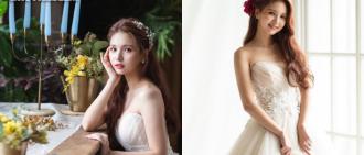 FIESTAR隊長Jei疫下完成婚禮 公開婚紗相分享喜悅