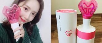 少女時代泰妍直播秀官方應援棒!少時應援棒的稱號會是?