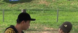 《RM》「懵智」宋智孝遇強敵 與Crush展「發呆對決」