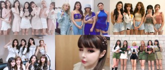 Mnet新節目《Queendom》陣容確定!6組人氣女偶像同日出歌爭一位