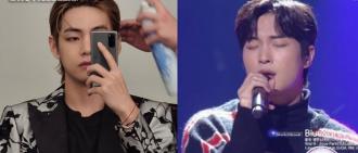 BTS成員V自作曲遭侵犯版權 《柳熙烈的寫生簿》正式發出聲明道歉