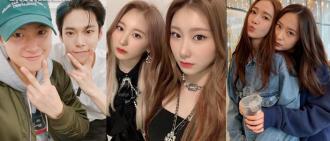 盤點韓國演藝圈高顔值兄弟姊妹 網民表示:基因太強大