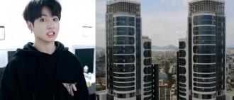 大個仔啦!BTS柾國花19億韓幣 買入超高級豪宅