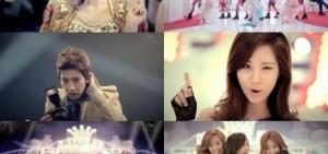 TTS<Twinkle>MV YouTube點擊量突破5千萬