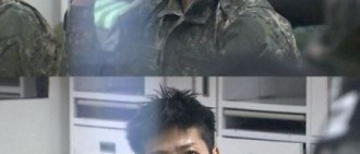Jackson在軍隊也用JYP的 「一半空氣一半聲音」方式唱軍歌