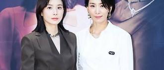 金瑞亨李寶英出席tvN新周六周日劇《Mine》發布會