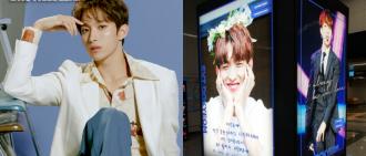 SVT DK成為集合地標名?全因足足長達2年8個月的生日應援!