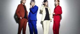 男團M.I.B正式解散 合約到期三人離開