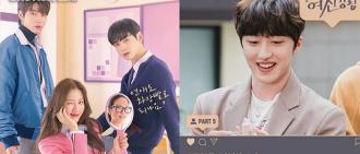 SF9燦熙繼客串出演《女神降臨》 確實再為劇集OST獻聲