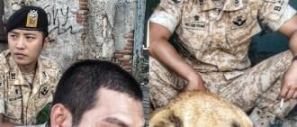 《太陽》朴勳撞臉探測犬 晉久被發現抽煙