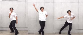 RAIN即場學跳BTS《Dynamite》直拍公開 「夢幻組合」獲網民大讚