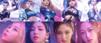 SM新女團推AI概念 K-POP虛擬女子組合於兩年前就已經有一隊