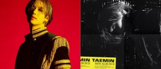 哥哥們逐個當兵 SHINee泰民2月出Solo專輯