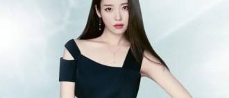 面板白皙氣質優雅!IU代言珠寶品牌拍最新宣傳照