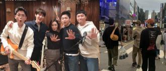 《機智醫生生活》5人組私下延續友誼 4男捧場田美都音樂劇