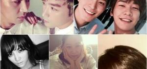 【韓星微博】NANA開心拍中國綜藝 Junjin-李玟雨交換眼神如此曖昧