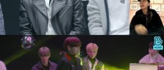 Wanna One直播連線BoA 氛圍愉快其樂融融