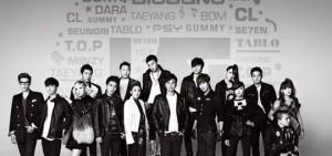 YG娛樂上半年銷售額創773億韓元 比去年同期上升28%