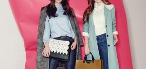 "Jessica-Krystal廣告照,""無人媲美的鄭姐妹身材美貌!"""