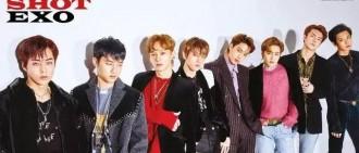 不愧是EXO!改版專輯《LOVE SHOT》橫掃60 國iTunes 榜首