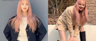 金寶羅公開新劇角色造型 粉紅長髮被網友指勁似Sulli