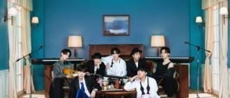 防彈少年團連續60周打入Billboard200榜