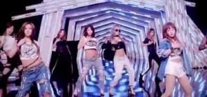[新歌MV] T-ara-Sugar Free