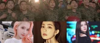 韓國軍人Oppa女神Top 10出爐!全由4女團包攬冠軍竟然是她?