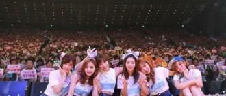 A Pink 10/12舉辦日巡安可演唱會