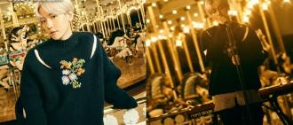 EXO伯賢突擊公開新歌《遊樂園》 為粉絲帶來驚喜禮物