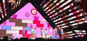 [Music Core] AOA - Short Hair