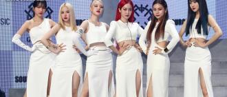 GFRIEND《回》第二部 白色高衩長裙誘人造型回歸