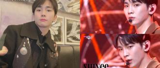 Key戲劇性喘氣Ending成熱話 2PM澤演:下次回歸我也要試試!