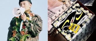 G-Dragon退伍後風格大變?攜手Nike推個性化限量波鞋